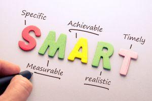 se fixer des objectifs smart