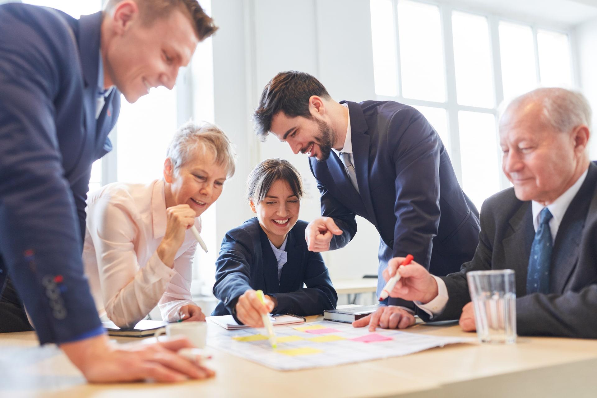 Team building - Coaching d'équipe